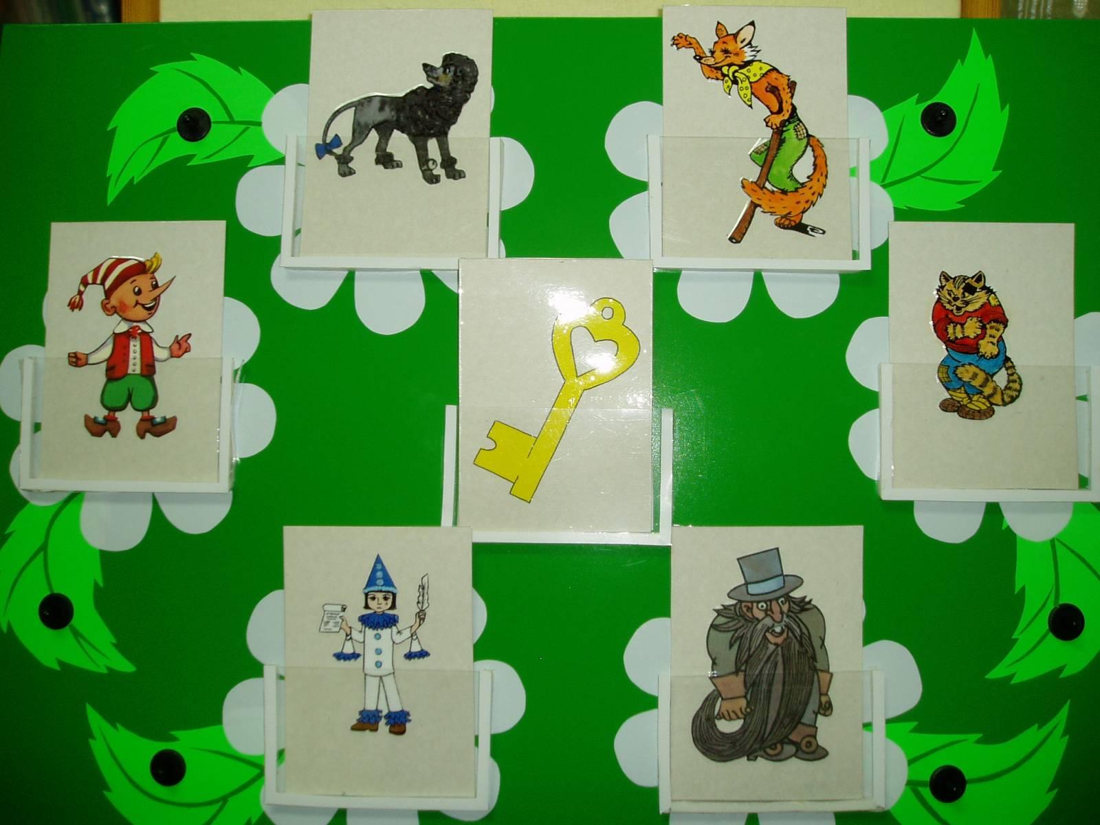 Триз-игры для дошкольников своими руками 61